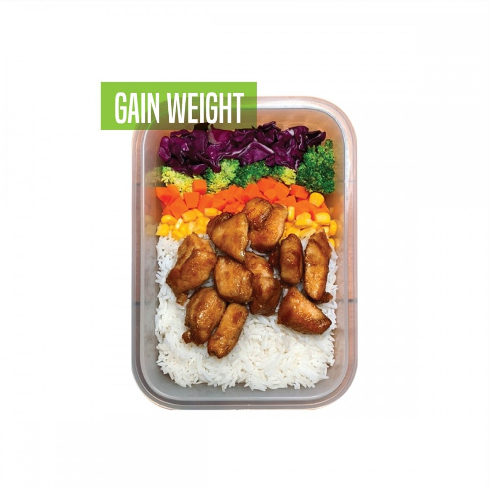 Healthy Bowl (Gain Weight)